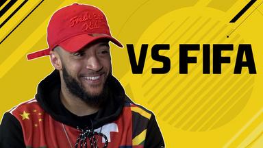 Nathan Redmond vs FIFA 17