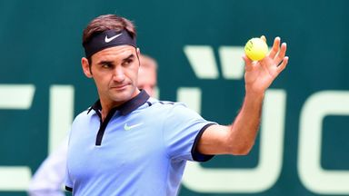 Federer backs Murray