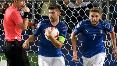 Italy U21 1-0 Germany U21