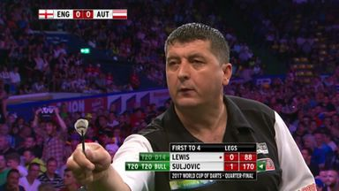 Sensational 170 from Suljovic