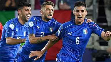 Denmark U21 0-2 Italy U21