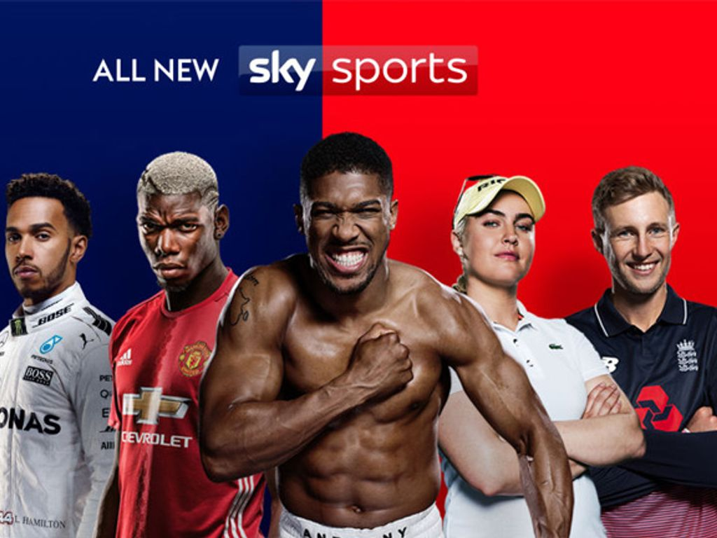 Introducing the new Sky Sports