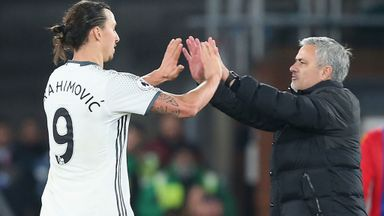 Mourinho open to Zlatan return