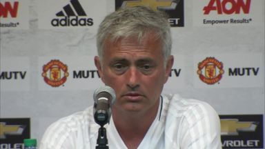 Mourinho: Transfer market is strange