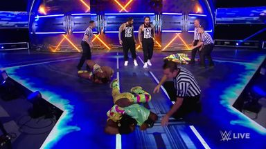 The Usos' brutal attack on New Day
