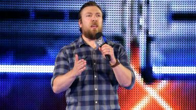 Daniel Bryan presents Smacking Talk