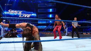 Nakamura & Corbin collide in rematch
