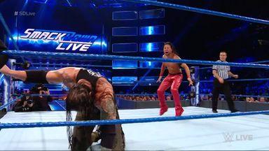Nakamura & Corbin collide in rematch