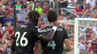 Milivojevic's stunning free-kick