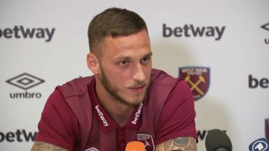 Arnautovic: West Ham are a bigger club