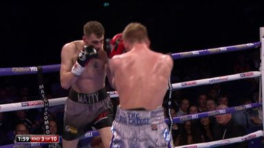 Cheeseman stops Ryan in style