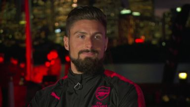 Giroud unsure on Arsenal future