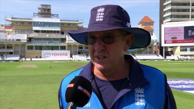 Bayliss insists no need for panic