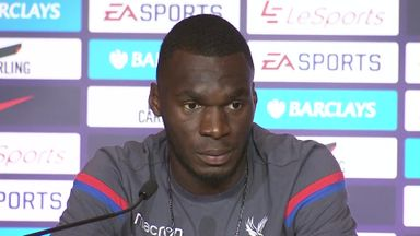 Benteke excited by Palace 'project'