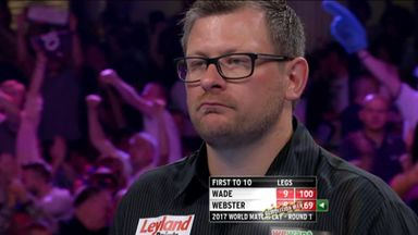 World Matchplay Day 1: Moment of the night