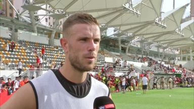Henderson hails Liverpool signings
