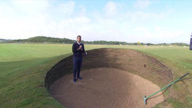 Open Zone: Spieth's bunker play