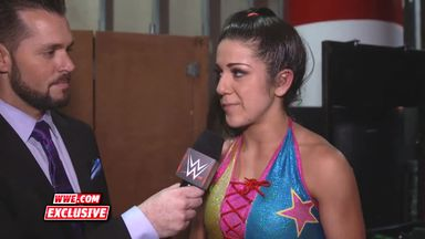 Raw Fallout: Bayley
