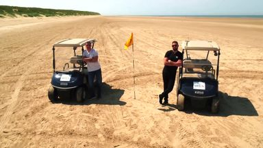 Buggy challenge: Carragher v Bellew