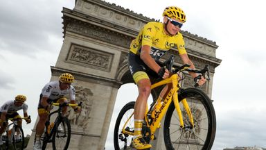 Froome: Fourth Tour win most satisfying