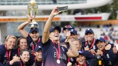 Can women's cricket's momentum continue?