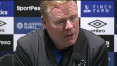 Koeman happy with Rooney display