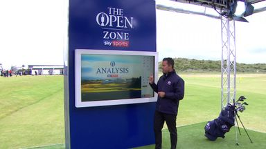 Open Zone: Poulter swing analysis