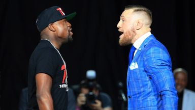 McGregor: I'll change boxing