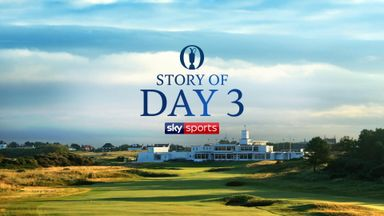 The Open - Story of Day 3