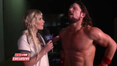 SmackDown Fallout: AJ Styles