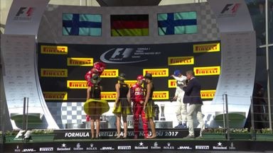 Hungary GP: Top 3 interviews
