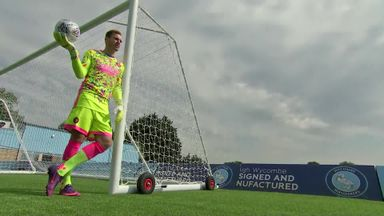 Wycombe kit is 'blinding'