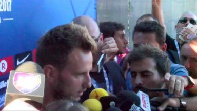 Rakitic hopes for Neymar stay
