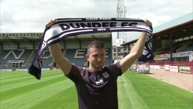 Wolters joins Dundee