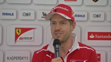 Vettel: Bottas did jump start