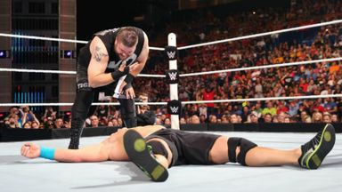 Battleground classic: Cena v Owens