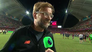 Klopp concerned with defensive mistakes