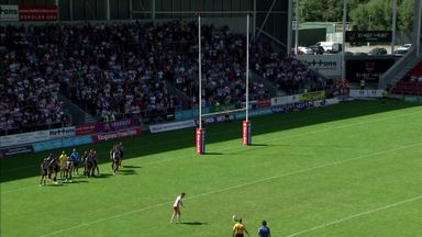Percival scores 22 for St Helens!