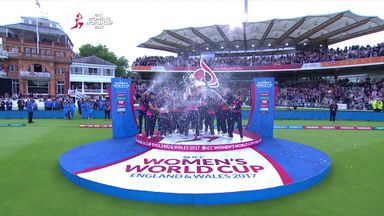 ICC Women's World Cup memorable moments