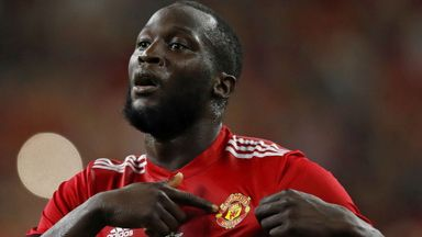 Lukaku: Jose convinced me to join