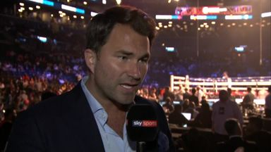 Hearn proud of classy Taylor
