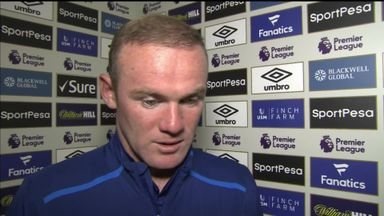 Rooney: Great to be back
