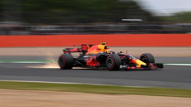 Drivers send Silverstone into a spin