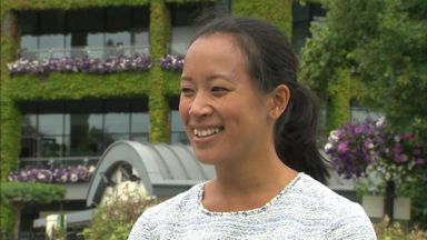 Keothavong rates Konta's chances