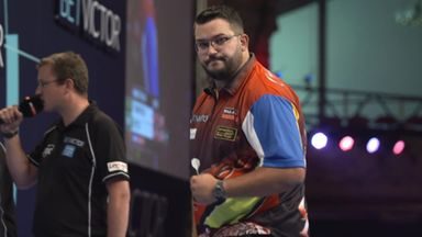 World Matchplay Day 2: Story of first session