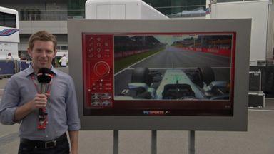 Austrian GP - Start analysis