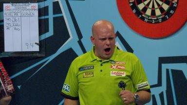 World Matchplay: Story of day three