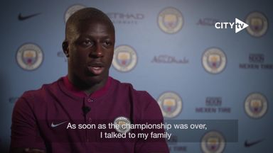 Mendy offers City 'different solution'