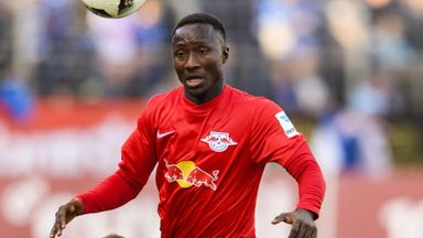 Keita halts Leipzig training