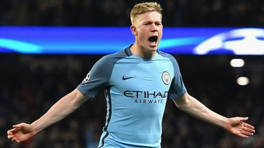 De Bruyne: City must improve